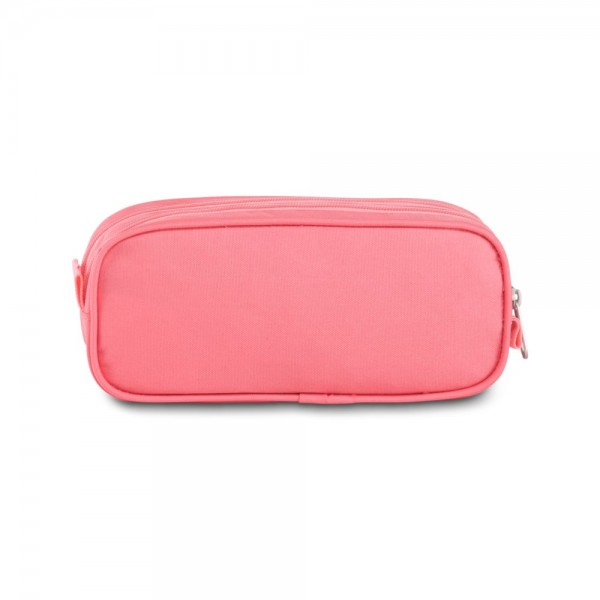 JanSport Large Accessory Pouch Strawberry Pink