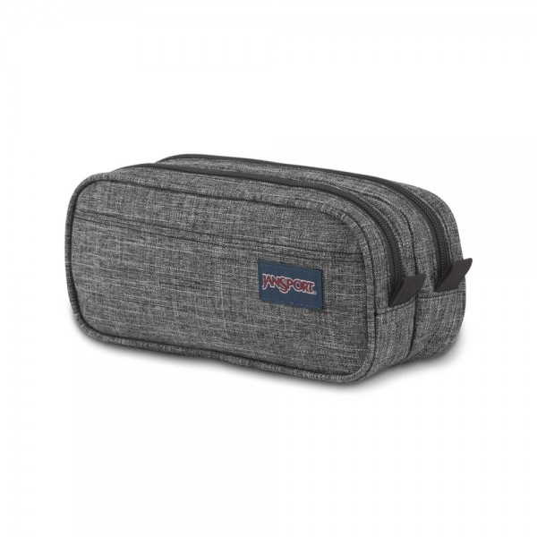 JanSport Large Accessory Pouch Heathered 600D