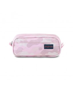 JanSport Large Accessory Pouch Cotton Candy Camo