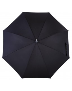 Knirps Stick Windproof Automatic Umbrella Black