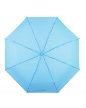 Knirps Belami Folding Telescopic Umbrella Ocean Blue