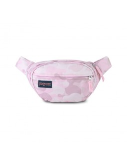 Jansport Fifth Avenue Waist Pack Cotton Candy Camo