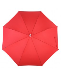 Knirps Stick Windproof Automatic Umbrella Red