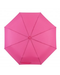 Knirps Belami Folding Telescopic Umbrella Raspberry