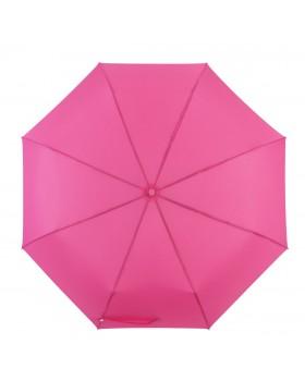 Knirps Belami Folding Telescopic Umbrella Raspberry