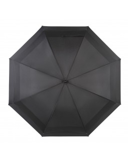 Knirps Belami Jumbo Windproof Stick Umbrella Black
